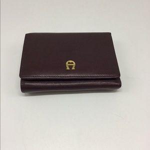 New Etienne Aigner Wallet